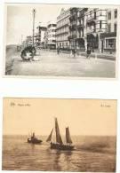 HEIST - HEYST - Lot Van 2 Postkaarten (Y307) - Heist
