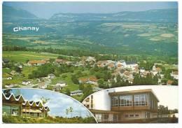 CHANAY Vue Générale Et Centre Métérologique MGEN , Cpm édition CELLARD BON 2TAT 2CRITE - Andere Gemeenten