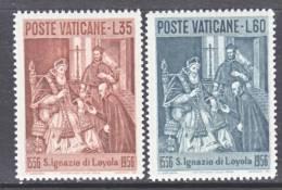 Vatican  212-13  ** - Unused Stamps