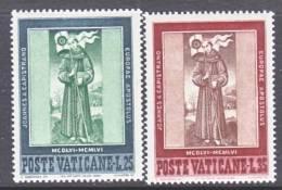 Vatican  214-15  ** - Unused Stamps