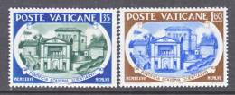 Vatican  227-8    **  SCIENCE - Unused Stamps
