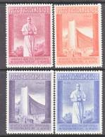 Vatican  239-42    ** - Unused Stamps