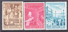 Vatican  281-3    ** - Unused Stamps