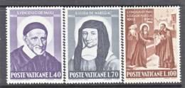 Vatican  295-7    ** - Unused Stamps