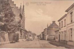 Vracene Vrasene    Dorpstraat  Rue Du Village                    Scan 3795 - Beveren-Waas