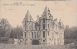 Schilde  Château De Schilde  Kasteel Van Schilde                    Scan 3799 - Schilde