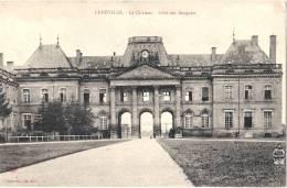 LUNEVILLE Le Château Côté Des Bosquets   -neuve Excellent état - - Luneville