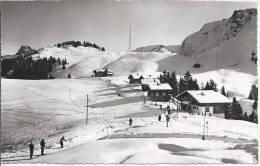 L1165 - Klewenalp En Hiver Skieurs - LU Lucerne
