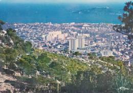 83 - TOULON - Vue Générale Depuis Le Mont Faron. 1976 - Toulon