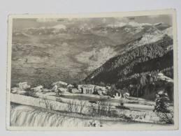 TRENTO - Monte Bondone D' Inverno - Gli Alberghi Di Vaneze Verso Trento - Trento