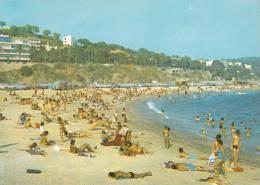 83 - TOULON - Le Cap Brun - La Plage. 1973 - Toulon