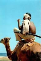 ETHIOPIE : Camel Driver. Massawa - Etiopia