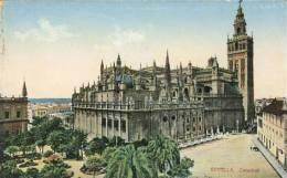 SEVILLE - SEVILLA - Catedral - Ed. C.R.S. N°  1 C   -     (3181) - Sevilla