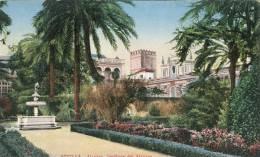 SEVILLE - SEVILLA - Alcazar - Jardines Del Alcazar - Ed. C.R.S. N° 7 C   -     (3183) - Sevilla