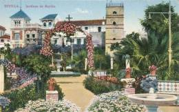 SEVILLE - SEVILLA - Jardines De Murillo - Ed. C.R.S. N°  16 C  -     (3184) - Sevilla