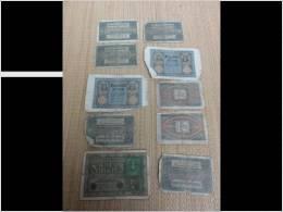 Reichsbanknote Billet De Banque Allemagne Reich - Allemagne
