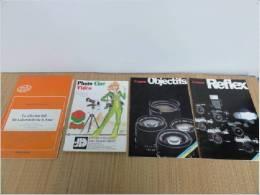 La Selection Hi Fi Fnac Photo Cine Video Canon Reflex Objectifs - Vieux Papiers