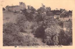 [24] Dordogne > JUMILHAC Le GRAND Vue Des Croix Bancaud Et Le Château  * PRIX FIXE - Autres Communes