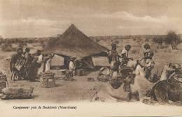 Campement Pres De Boutilimit  Saharien Caravane Mehari - Mauritania
