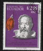 ECUADOR   Scott # 750B  VF USED - Ecuador