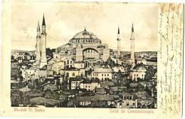Salut De Constantinople - Mosquée St. Sophie - Turquia