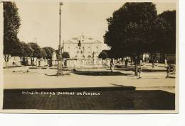 Maceio Praça Deodoro Da Fonseca  Used 1931 - Maceió