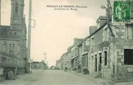 53 NEUILLY-le-VENDIN Le Centre Du Bourg - Frankreich