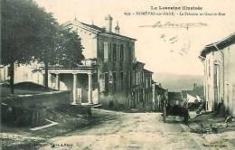 54 DOMEVRE-en-HAYE Le Prétoire Et Grande Rue - Domevre En Haye