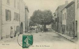 Mecca Street In A Village Of France . Nans Var Rue De La Mecque - Arabie Saoudite