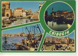 CHIOGGIA  -  Viste Panoramiche - Chioggia
