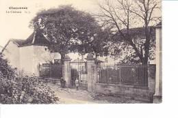 Chancenay  --  Le Château - Francia