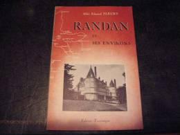 RANDAN ET SES ENVIRONS PAR L'ABBE EDMOND FLEURY - Bourbonnais