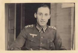 Photo Polizei Militar Schule Brandenburg Police Militaire 1930 Harz Oberschirrmeister Hoppner - Guerre, Militaire