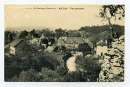 AILLAC 24 DORDOGNE PERIGORD VUE GENERALE - France
