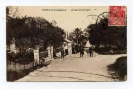 PARCOUL 24 PERIGORD DORDOGNE AVENUE DE LA GARE - France