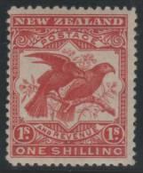 NUEVA ZELANDA 1898 - Yvert #80 - MLH * - 1855-1907 Colonia Británica
