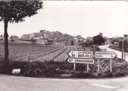 """GINASSERVIS """" Le Carrefour Au Fond Le Village """" - Non Classificati"""