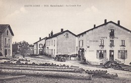 SEMBADEL LA GRANDE RUE CHEVAL ET SON ATTELAGE (dil310) - France