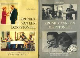 """Kroniek Van Een Dorpstoneel Of """"Het Konstminnend Iveren"""" Van Hand In Hand - Berlare - Boeken, Tijdschriften, Stripverhalen"""