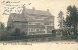 Aubel - Propriété Dierickx-Halvenweg -1916 ( Voir Verso ) - Aubel