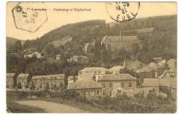 """Postkaart / Carte Postale """"LaRoche - Faubourg Et Orphelinat"""" - La-Roche-en-Ardenne"""