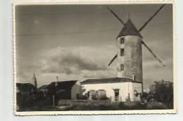 MOULIN DE SAINT MICHEL CHEF CHEF (44) Carte Photo - Windmühlen