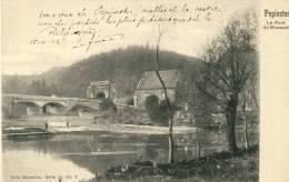 Pepinster- Le Pont Du Mousset - Série Nels -1902 ( Voir Verso ) - Pepinster