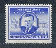 DDR 302 ** Mi. 3,- - [6] República Democrática