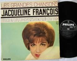 Jacqueline FRANCOIS LP Original BIEM Les Feuilles Mortes EX / EX  Parfait état - New Age