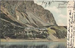 6512 - Gruss Von Der Douglas-Hütte - Autriche