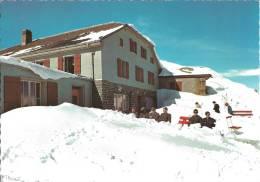 Berghaus Niesenkulm 2362, Winterlicher Saisonbeginn - BE Berne
