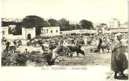 Tangiers - Grand Soko - Tanger