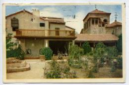 "Espagne--TOLEDO--Casa Del Greco--carte Publicitaire ""Solutricine""--Espagne ---Algérie--cpms 10 X 15 - Toledo"