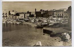 Espagne--LA ESCALA--Playa Cpsm 10 X 15  N° 2090 éd Campana - Gerona